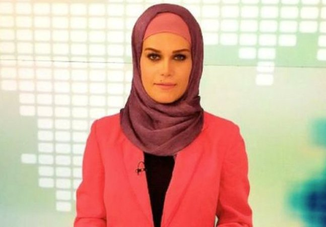 Apresentadora de TV iraniana  quebra o silêncio e denuncia  chefe por assédio sexual