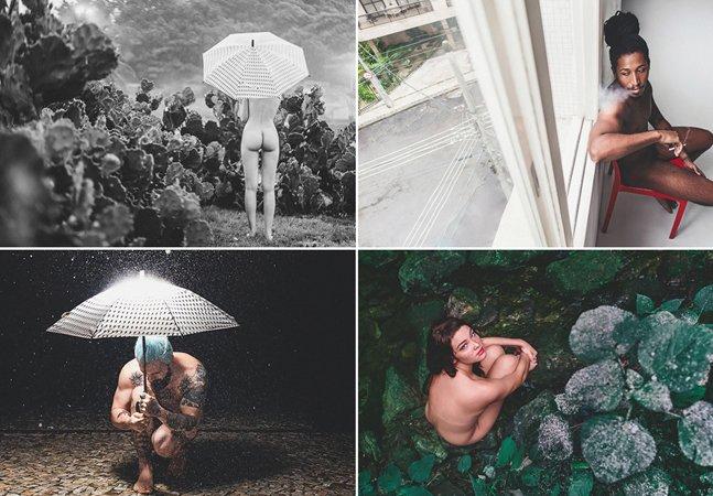 #365nus: fotógrafo se impõe  o desafio de publicar um  nu artístico para cada dia do ano