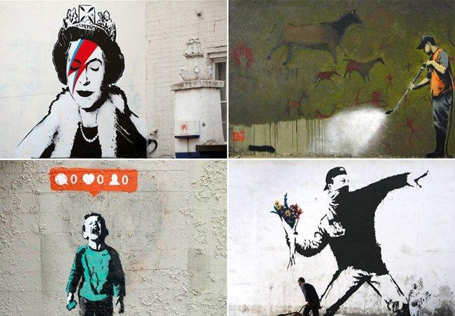 Usando técnicas de identificação de  criminosos, cientistas afirmam  ter descoberto a identidade de Banksy