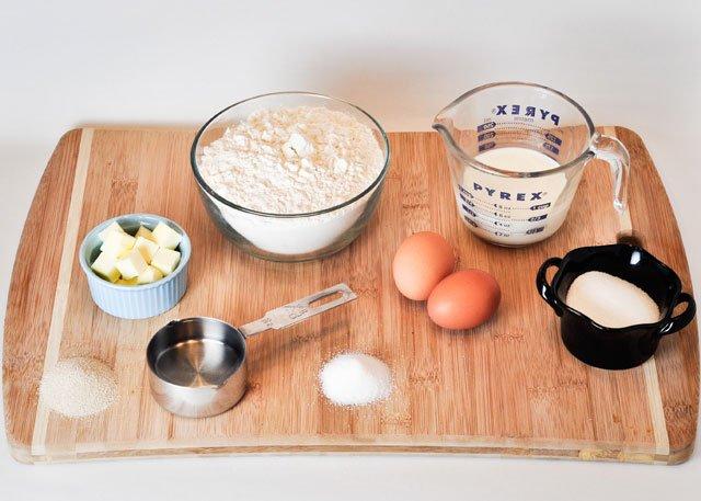 Cinnamon-Bread-Ingredients