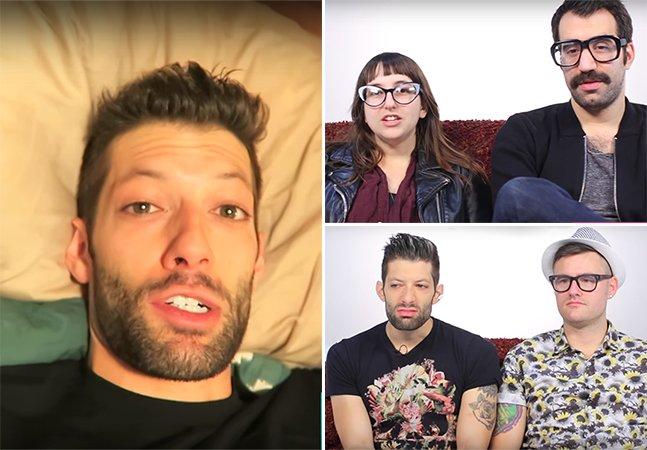 O que aconteceu com os três casais que se desafiaram a fazer sexo todos os dias