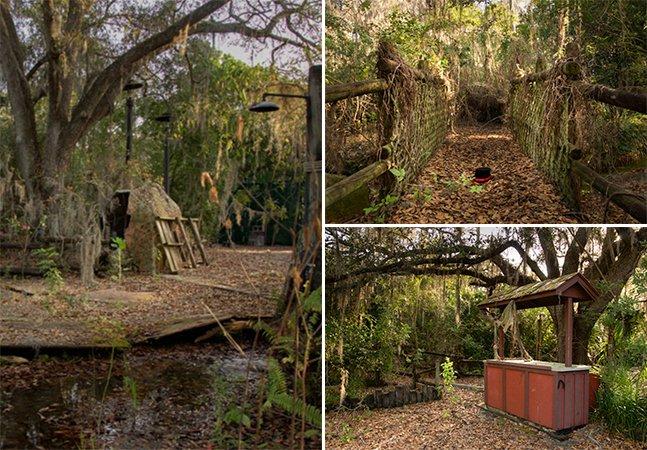 Série de fotos mostra o que aconteceu com o primeiro parque aquático da Disney