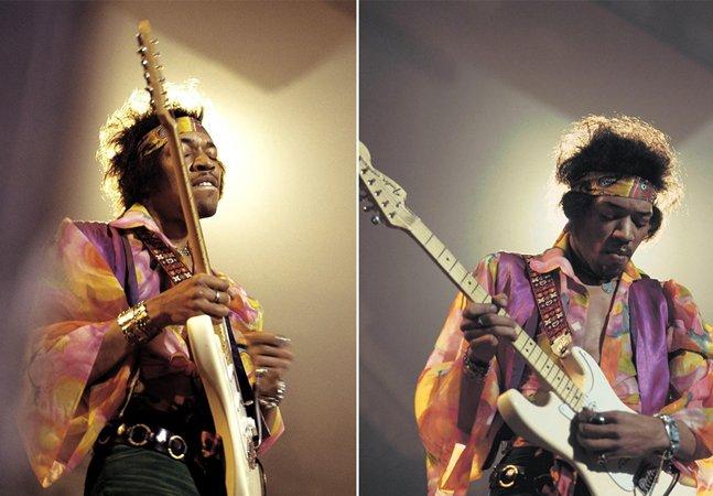 Show raro de Jimi Hendrix é  disponibilizado em alta qualidade