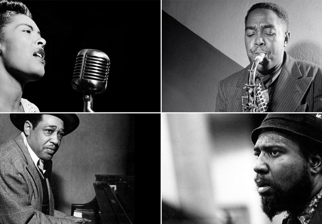 Acervo reúne mais de 300GB de canções  de Jazz para ouvir e baixar de graça