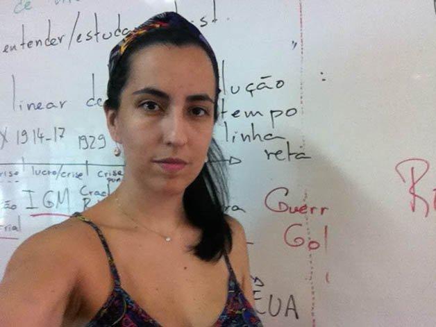Professora Pilar