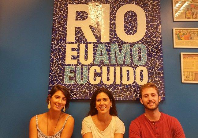 Como um movimento de conscientização na Internet impactou toda a cidade do RJ