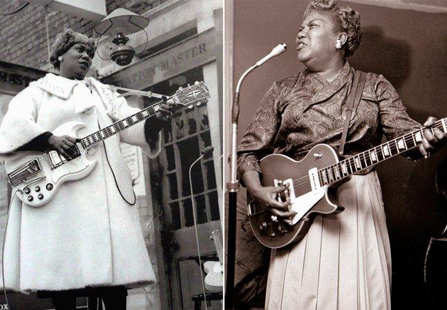 E se uma das inventoras do Rock tiver sido  uma mulher negra dos anos 1940?