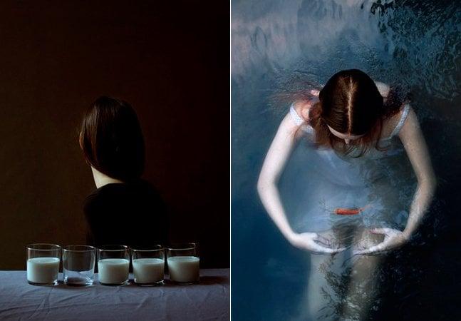 Conheça o trabalho da fotógrafa  que captura sonhos com sua lente