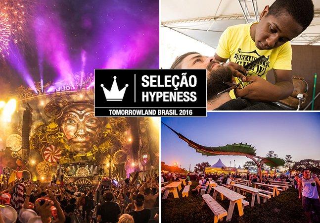 7 motivos pelos quais você não pode perder a edição de 2016 do Tomorrowland no Brasil
