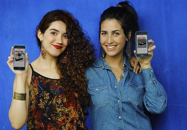 Brasileiras criam 'Tinder do Desapego' e são aceitas 5 vezes seguidas na Universidade de Harvard