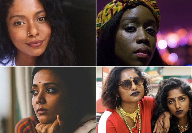 Mulheres indianas usam selfies  para combater o preconceito
