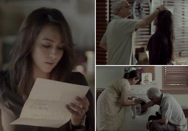 Propaganda indiana de sabão em pó  questiona papéis de gênero no país e  'obrigações' domésticas da mulher