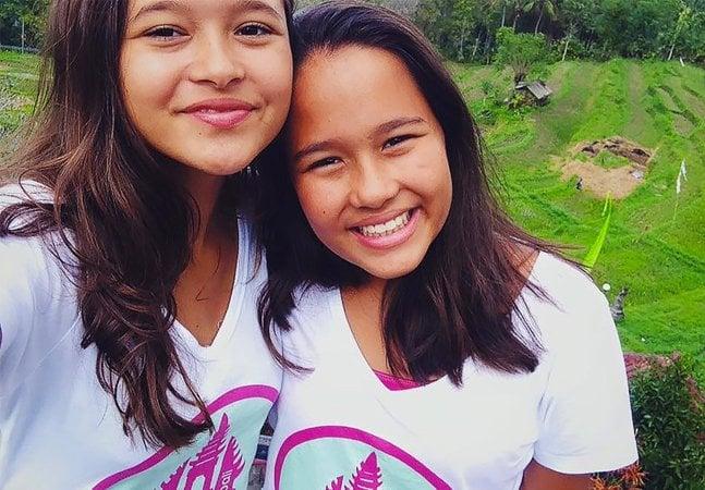 Como duas adolescentes estão banindo os sacos plásticos da ilha de Bali