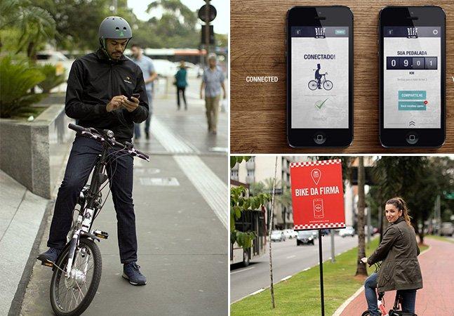 Startup paulista lança projeto sensacional para trocar vale-transporte por bicicleta