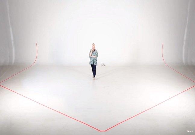 Convidaram seis fotógrafos para criar  imagens de impacto num estúdio  totalmente vazio; veja o resultado