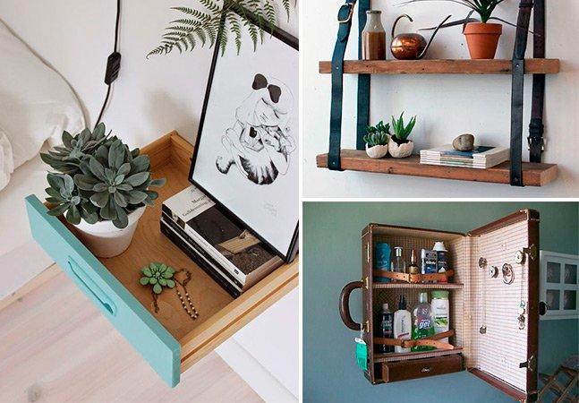 Seleção Hypeness: 15 ideias para transformar sua casa com itens reaproveitados