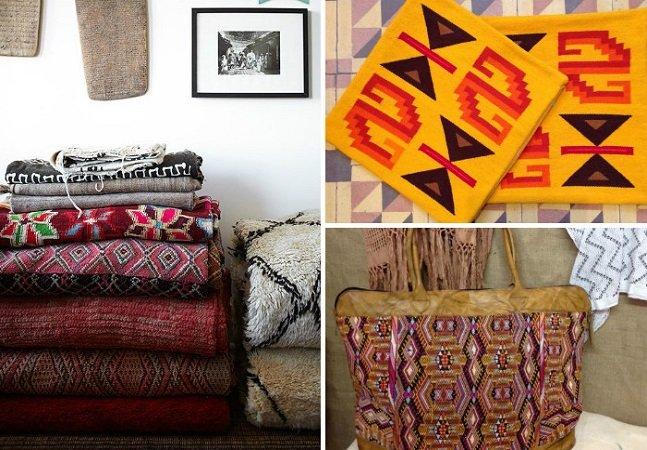 Loja virtual itinerante permite que  cliente escolha e compre objetos  de diferentes países via Pinterest