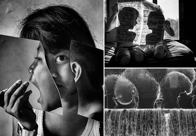 As imagens vencedoras deste  concurso mundial de fotografia  de crianças são apaixonantes