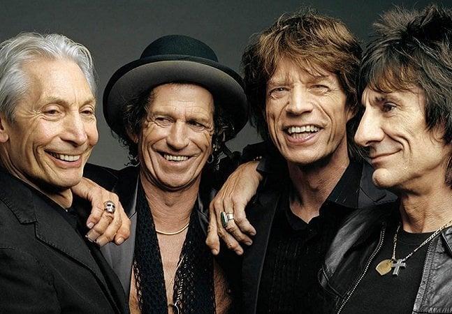 Rolling Stones anunciam  show histórico e gratuito em Cuba