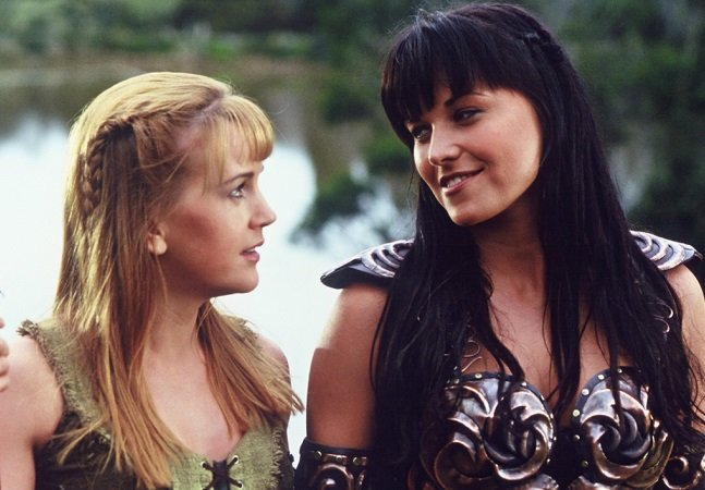 Adeus armário:  protagonistas da refilmagem  de 'Xena' serão abertamente lésbicas