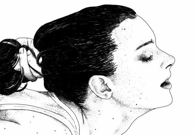 A arte erótica, explícita e  fantástica de Apollonia Saintclair