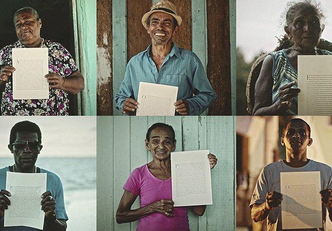 """""""Magic Words"""": este livro inovador foi escrito por analfabetos de todo o Brasil"""