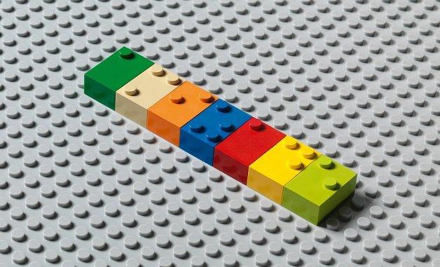 BrailleBricks Amizade