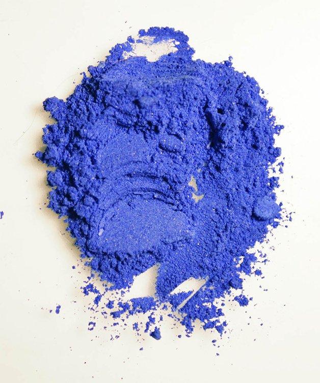 O pigmento Lapis Lazuli