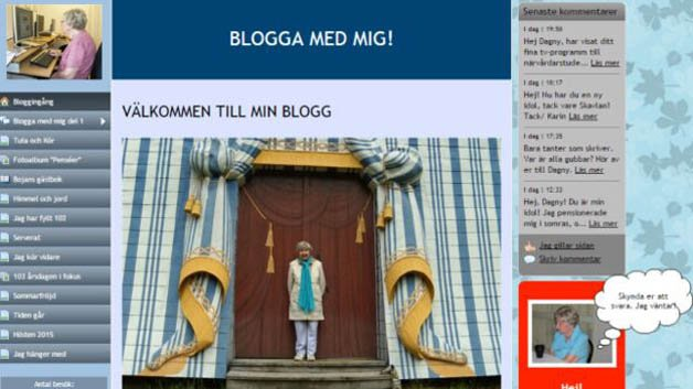 Dagnyblog