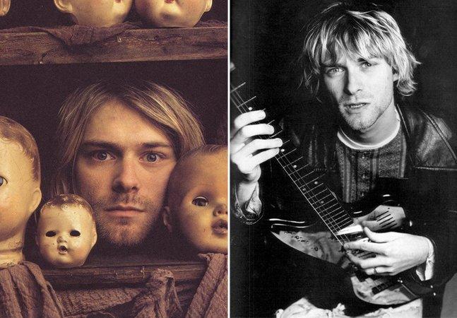 25 imagens inusitadas de Kurt Cobain  dão início às comemorações  dos 25 anos do disco Nevermind