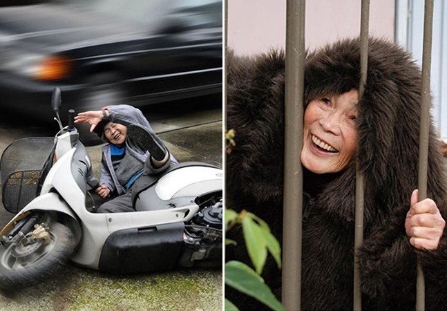 Esta senhora de 89 anos descobriu as selfies e não parou mais de arrasar