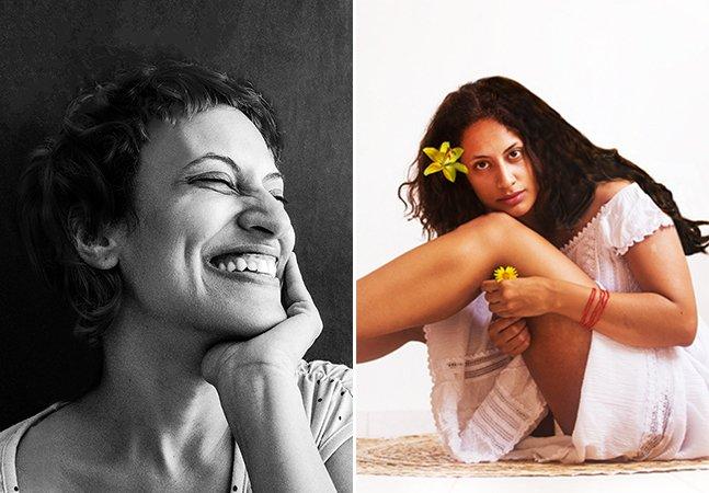 Fotógrafa brasileira 'se transforma' nas mulheres que a inspiram