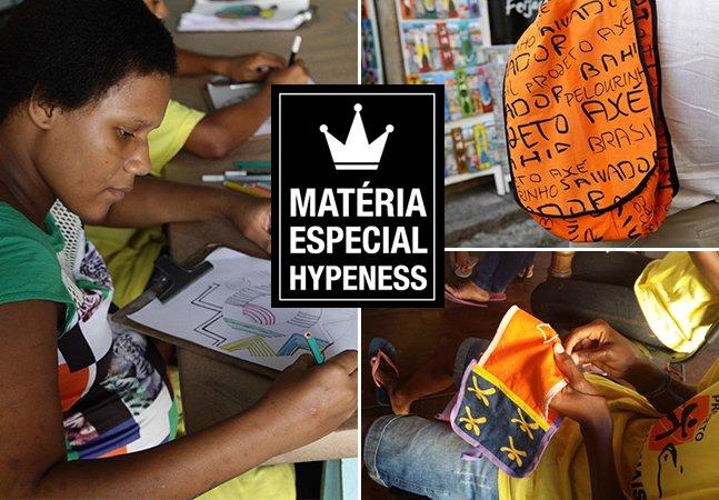 Projeto na Bahia usa arte e educação para transformar a vida de jovens em situação de rua