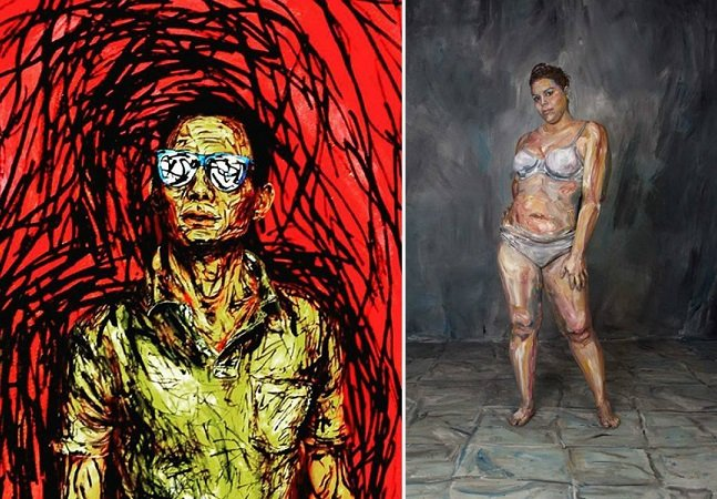 Veja como essa artista  literalmente deu vida à arte