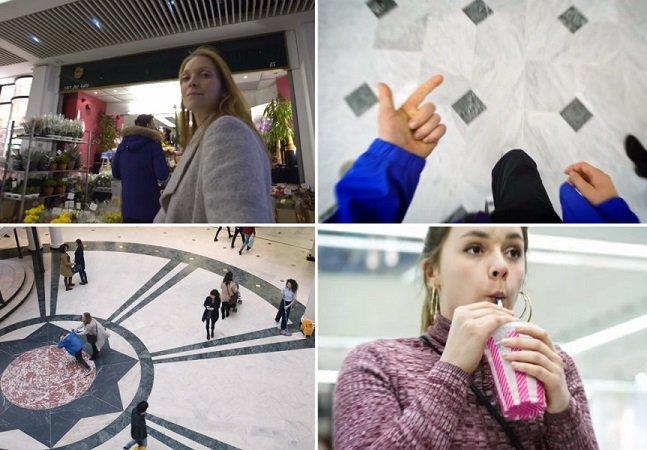 Vídeo filmado num shopping mostra como é estar na pele de uma criança com autismo