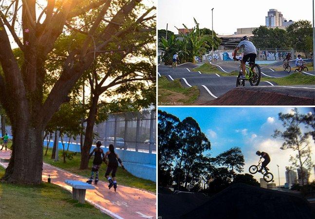 O Centro de Esportes Radicais em SP é o lugar ideal para quem curte adrenalina