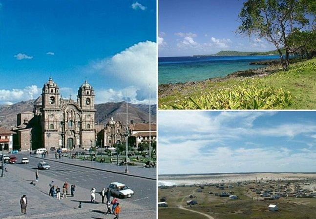 5 destinos incríveis para você conhecer gastando até 990 reais
