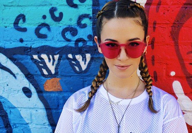 Garota de 23 anos transforma o fim de seu relacionamento em uma marca de roupa inspiradora