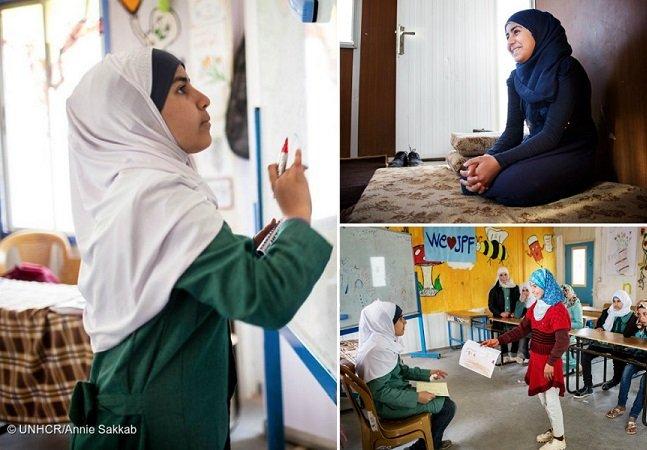 Após melhor amiga ser forçada a se casar, refugiada de 15 anos se dedica à luta pelo fim do casamento infantil