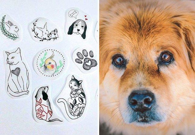 Em prol dos animais, evento em   SP reúne flash tattoos, feira de  adoção, música e gastronomia