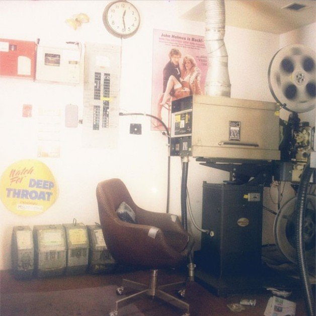 projection-room