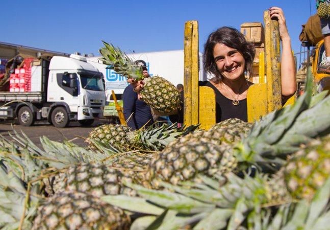 Contra o desperdício,  paulistanos vão criar food truck com  alimentos integralmente aproveitados