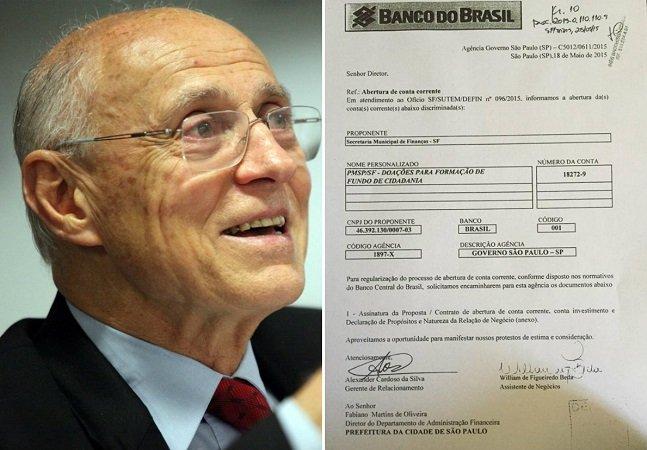 Eduardo Suplicy doa todo seu salário  de um ano a Fundo de Cidadania