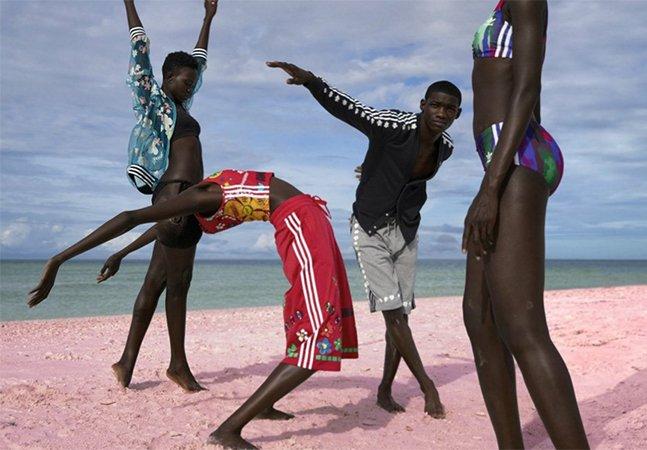 Adidas promove inclusão com modelos negros que arrasam em nova (e incrível!) campanha