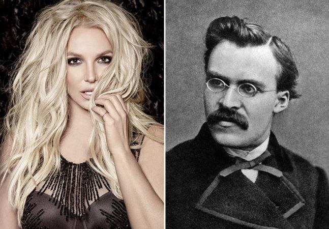 Britney Spears ou Nietzsche?  Quiz (hilário) te desafia a  descobrir de quem é cada frase