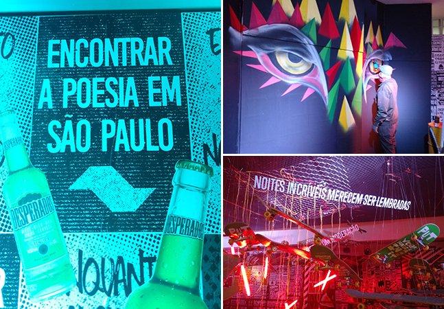 Festas gratuitas ocupam a Galeria Ouro Fino e agitam a madrugada de São Paulo
