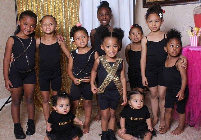 Pai faz festa de aniversário pra filha inspirada em música de Beyoncé que exalta a beleza negra