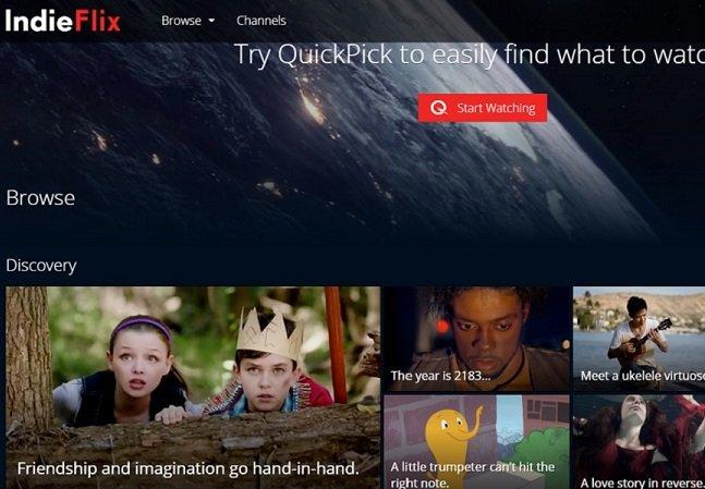 Indieflix: 'Netflix dos filmes  independentes' tem mais de 8 mil títulos e opções gratuitas