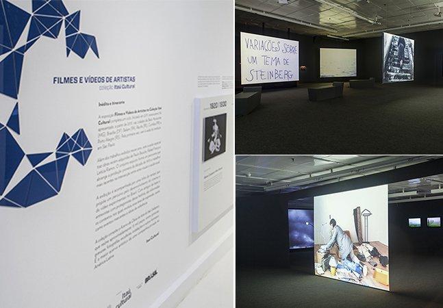 Mostra reúne a fina flor  do acervo audiovisual  do Itaú Cultural, em São Paulo