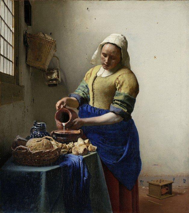 Johannes Vermeer - A Leiteira
